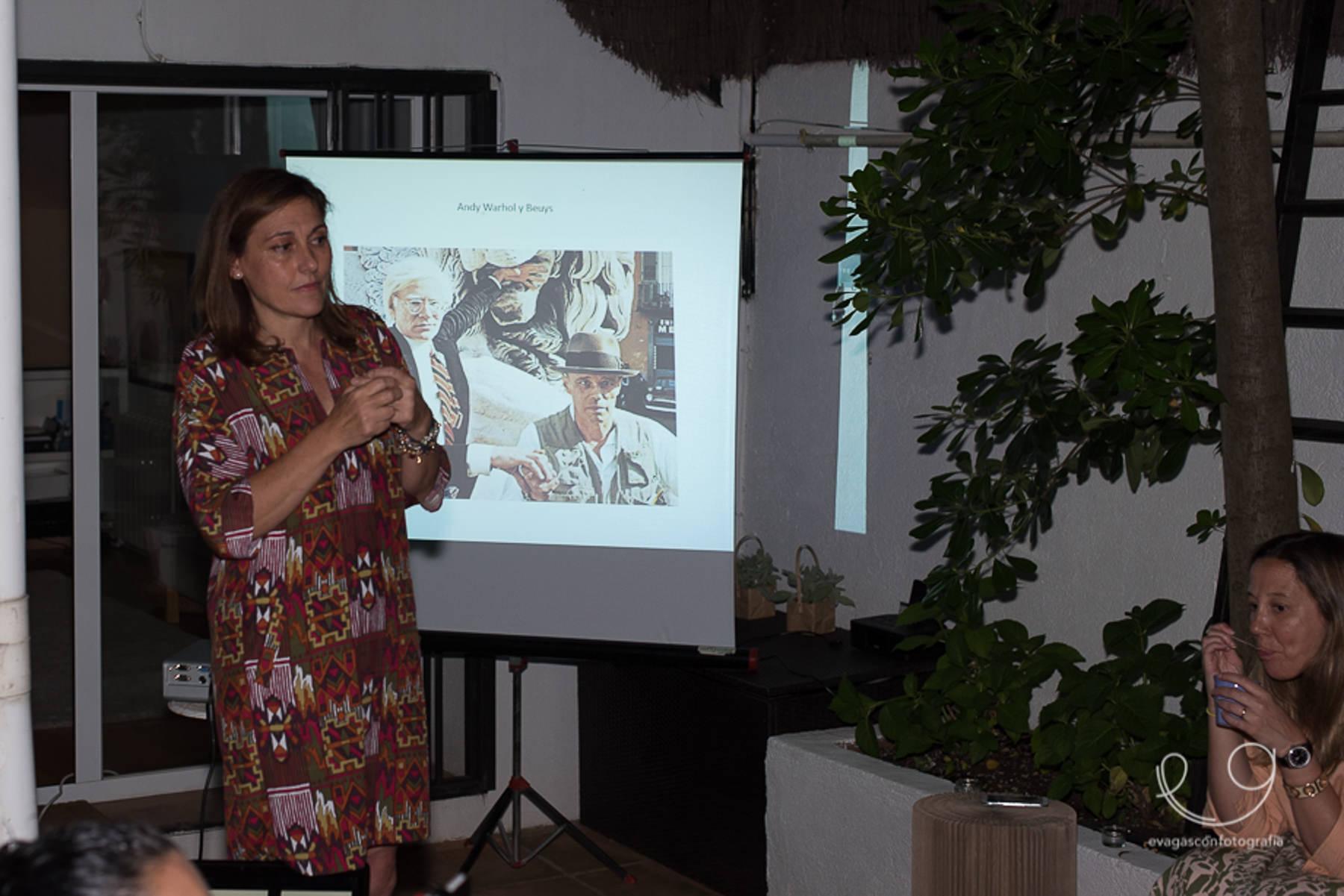 Cena Adivina para Bárbara Solórzano
