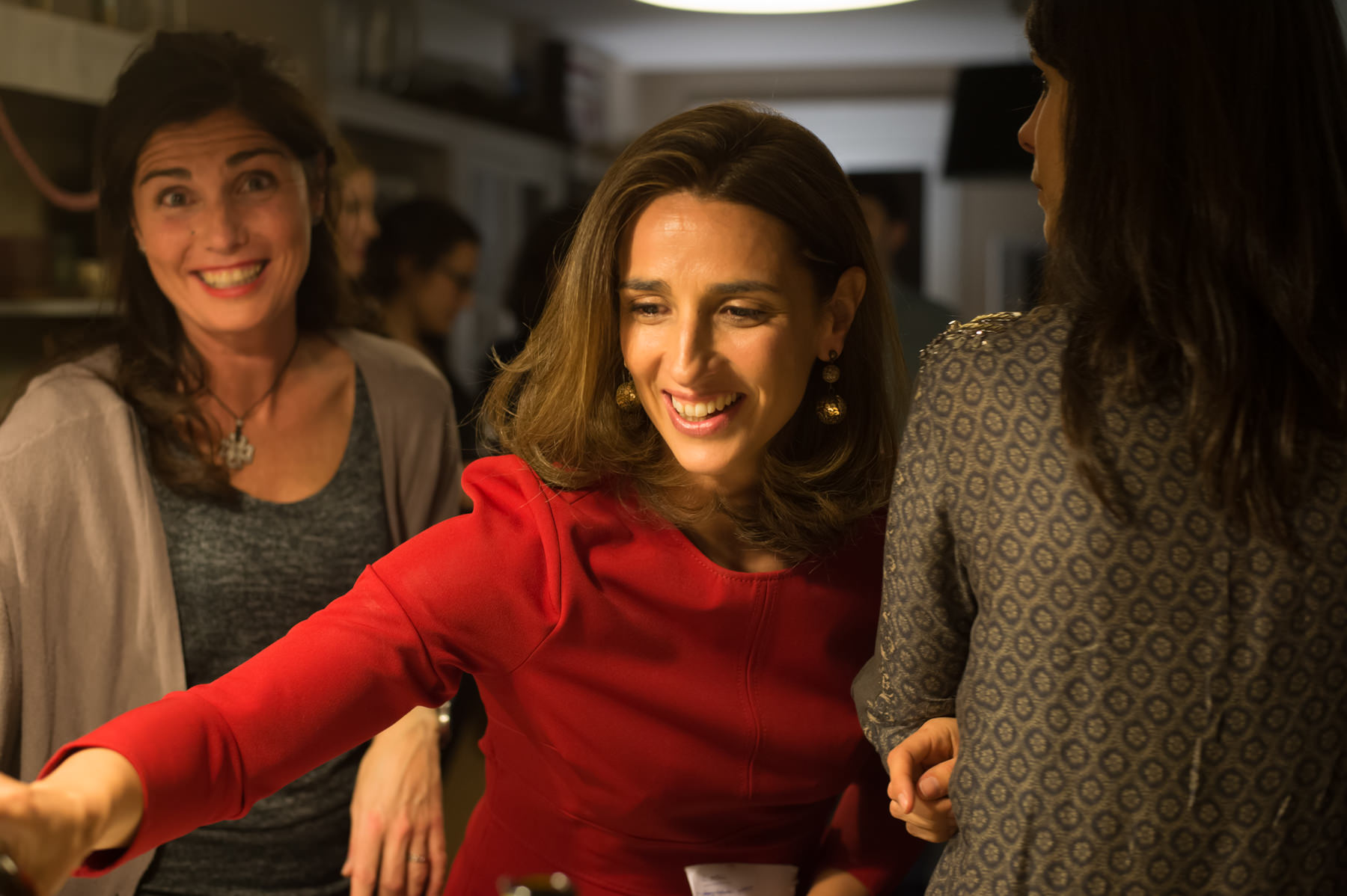 Con Noelia López Cheda