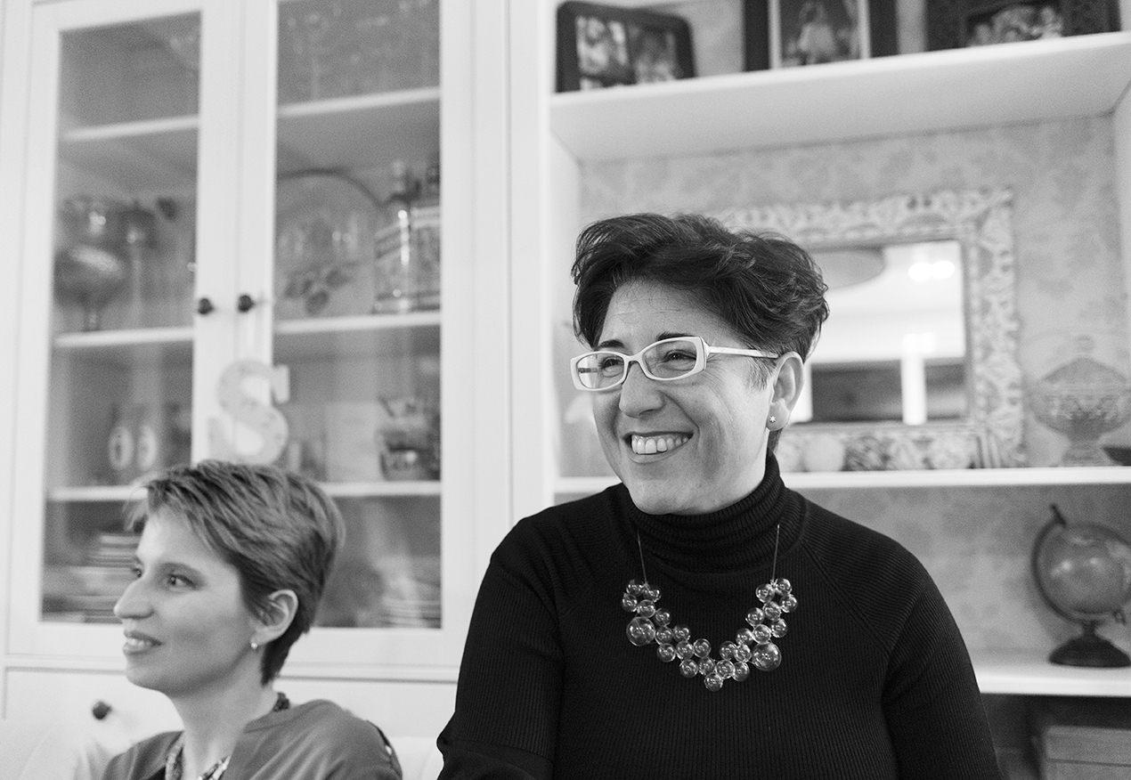 Con Alice Fauveau, Focus on women