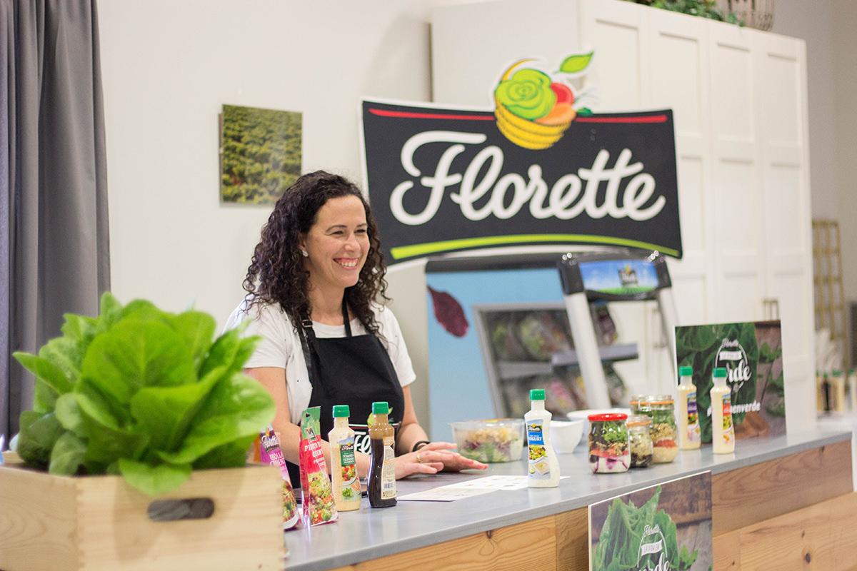 Cenas Adivina para Florette