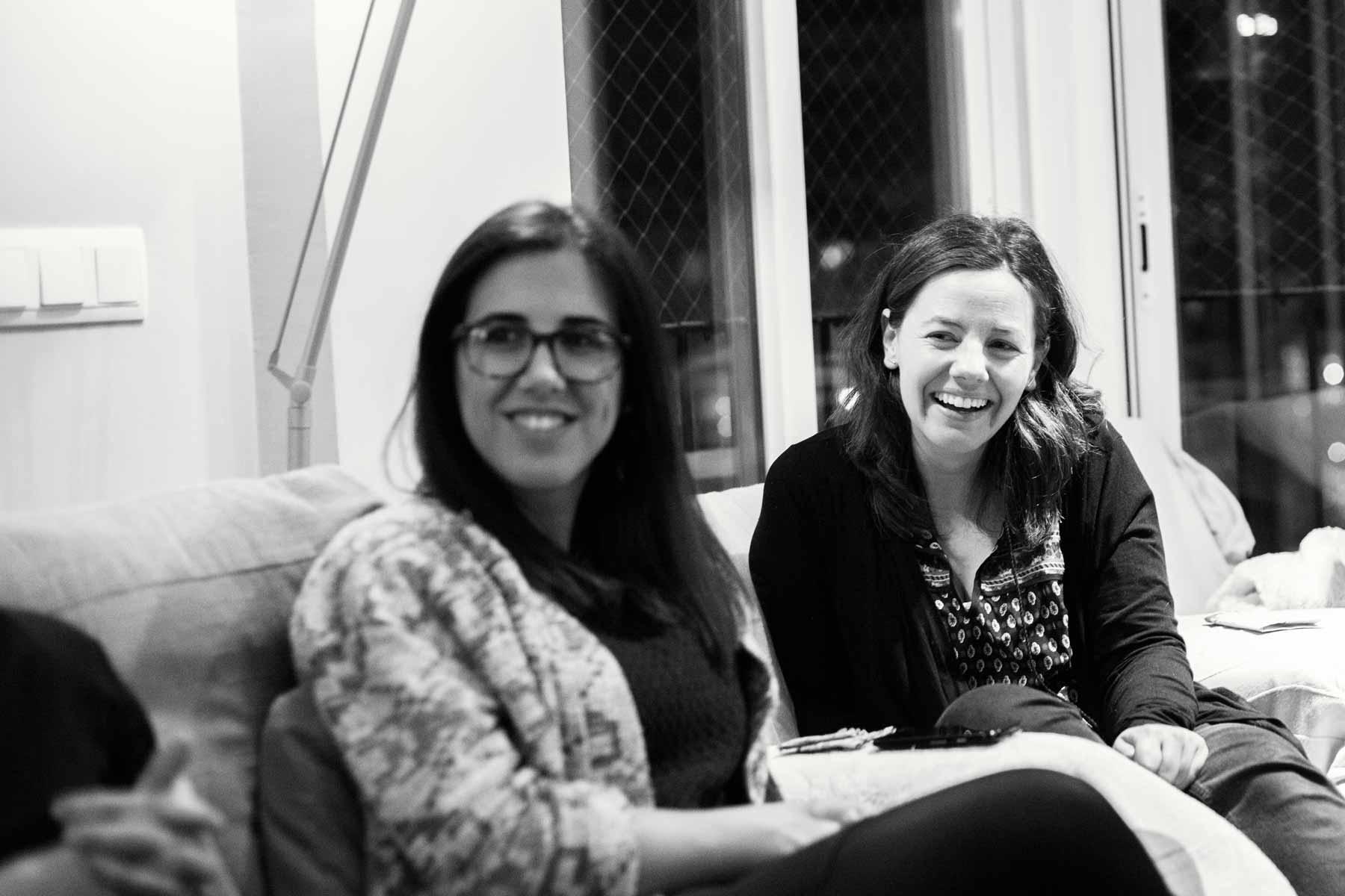 Con María Pazos, éxito en rrss