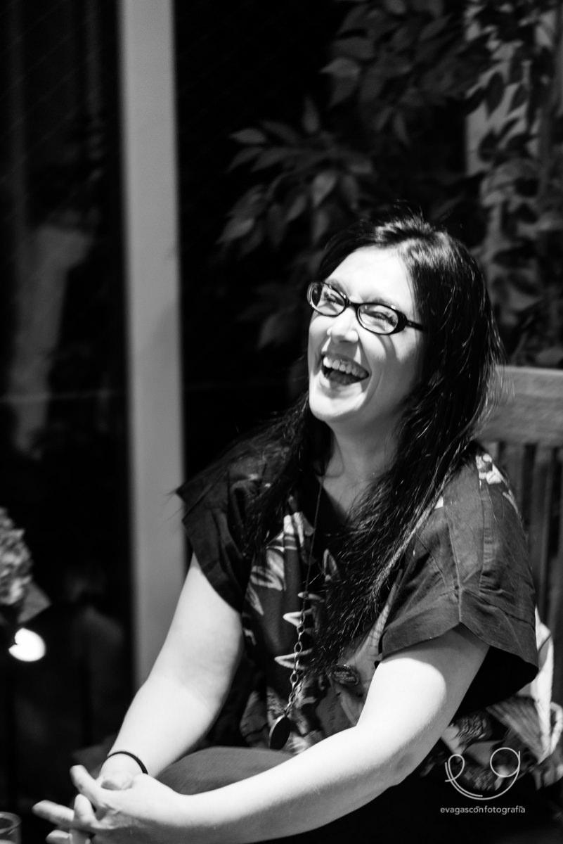 Cenando con la malamadre jefa. Descubriendo a Laura Baena